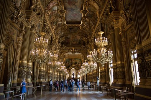 paris opera grand hall