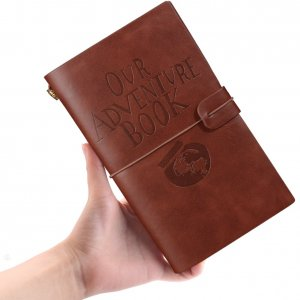 Our Adventure Book Journal Refillable Notebook