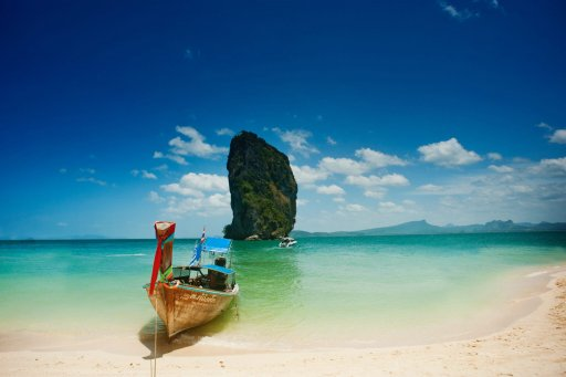 Thailand beach