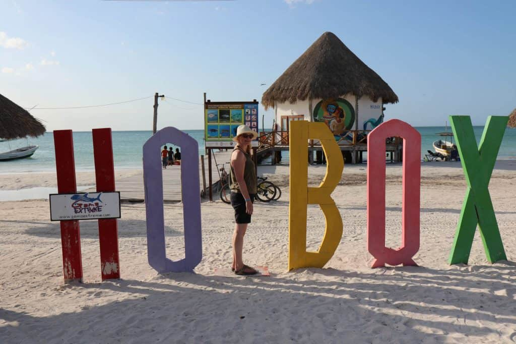 how to get to holbox island