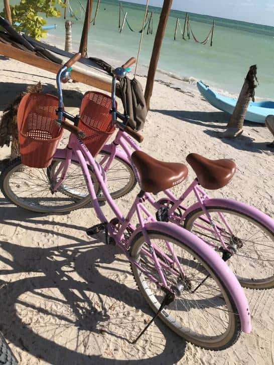 holbox bycicles