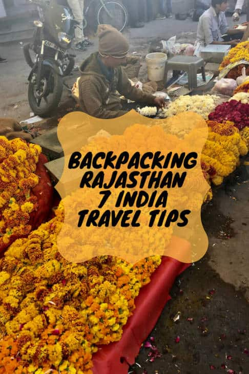 backpacking india 7 tips