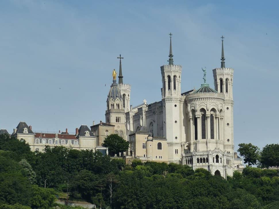 basilique fourviere