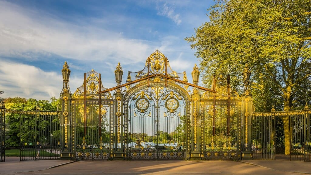 parc tete d or gate