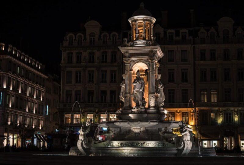 Lyon places
