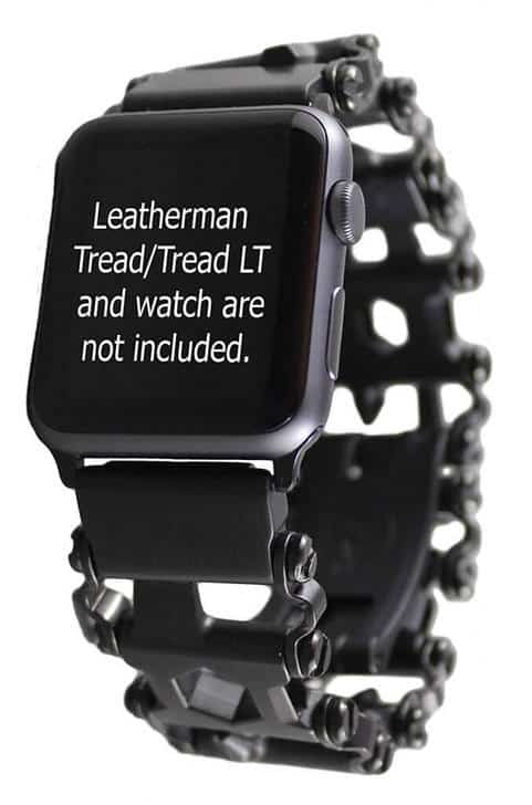 BestTechTool watch adapter compatible with LEATHERMAN TREAD