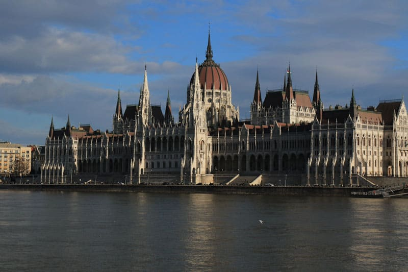 Hungarian-Parlement