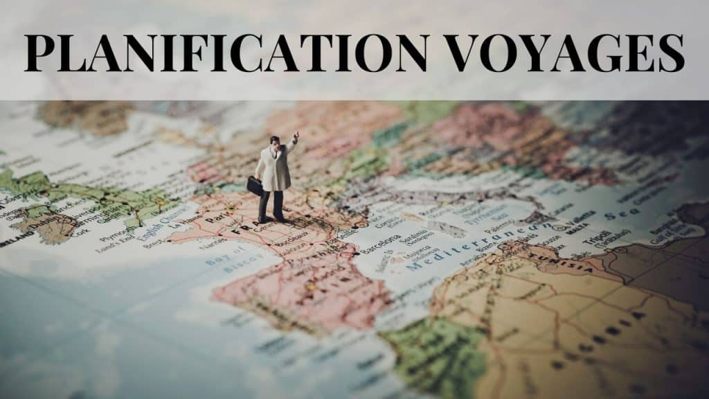 Planification voyages