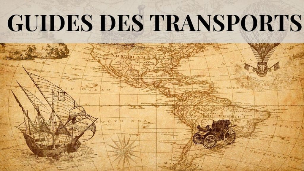 guides des transports