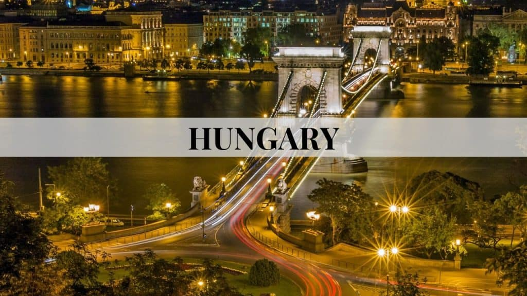 hungary top page