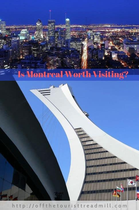 is montreal worth visiting pinterest image