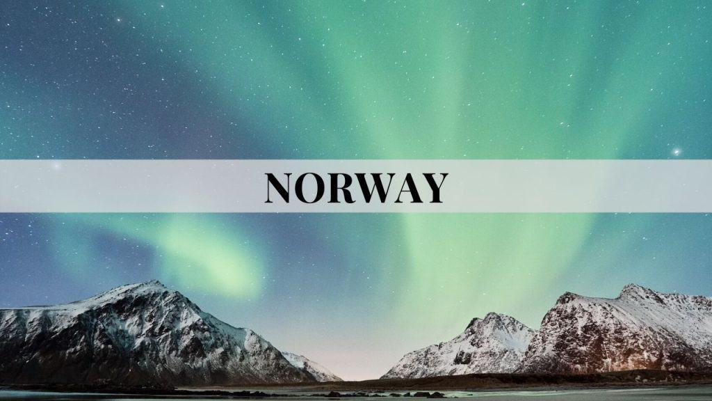 norway top pages
