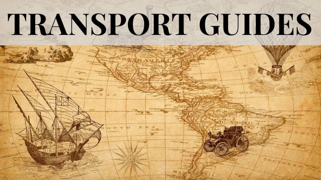 transport guides