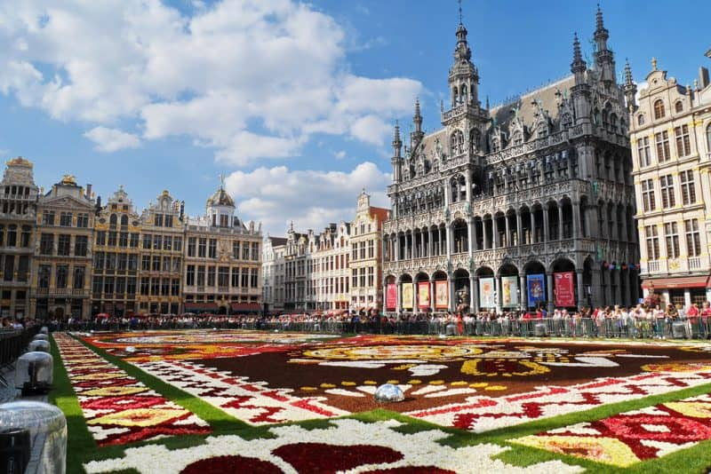 Is Brussels Worth Visiting grand-place-brussels