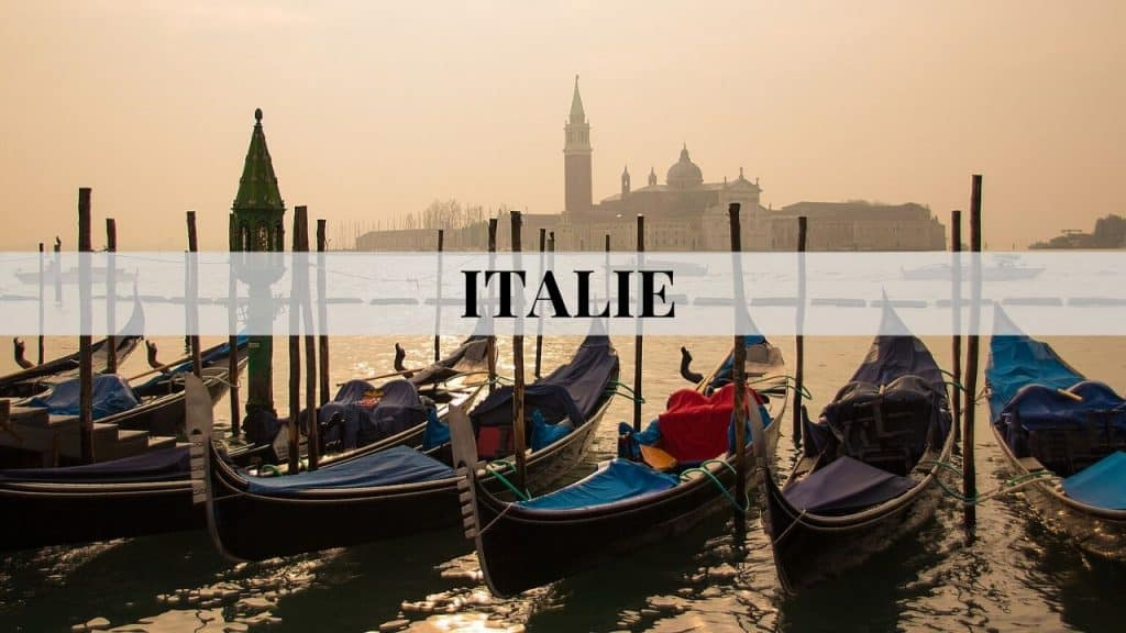 ITALIE TOP PAGE