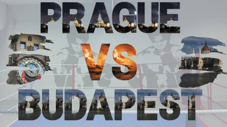 Prague vs Budapest – Which City is Best to Visit?