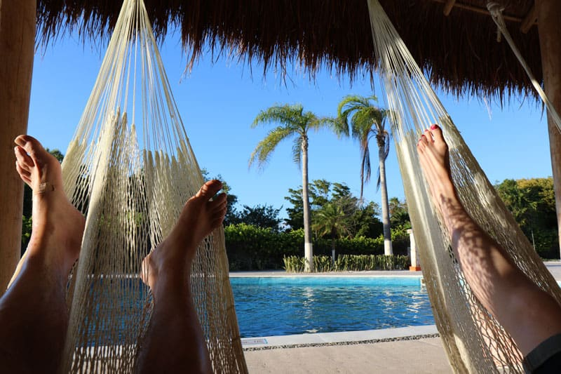 Hammock-Mexico-Swimming-Pool