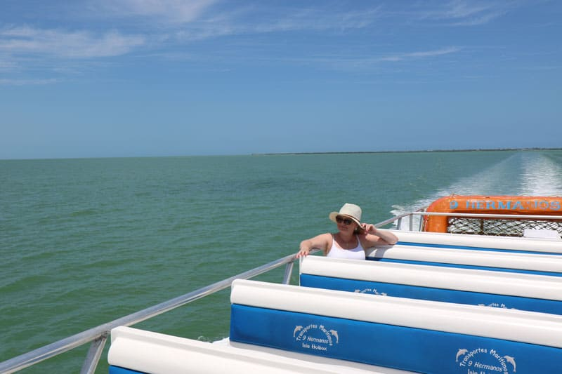 Holbox-Ferry