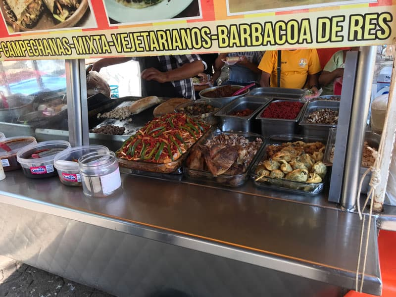 Mexico-Street-Food-Stall