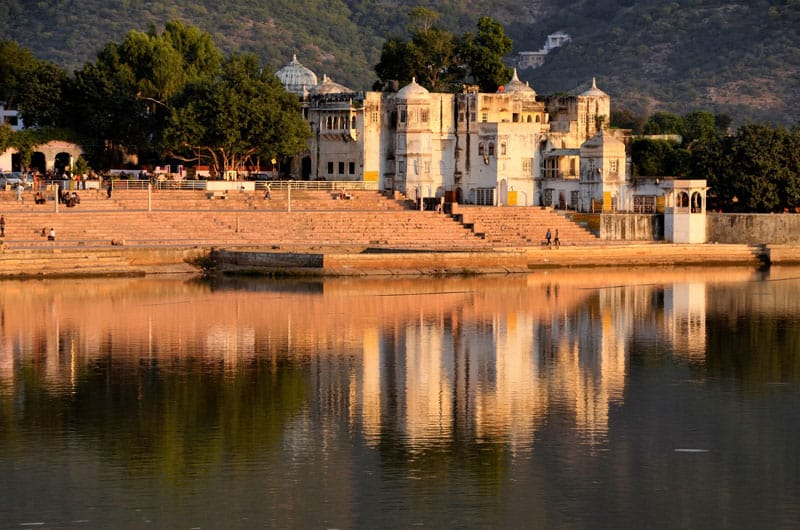 Pushkar-Lake