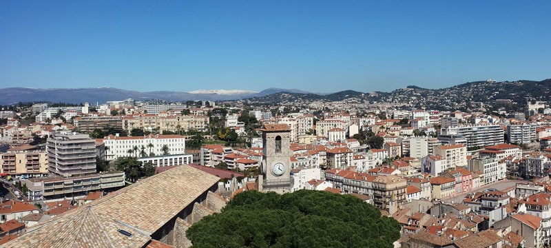 Cannes-Roof