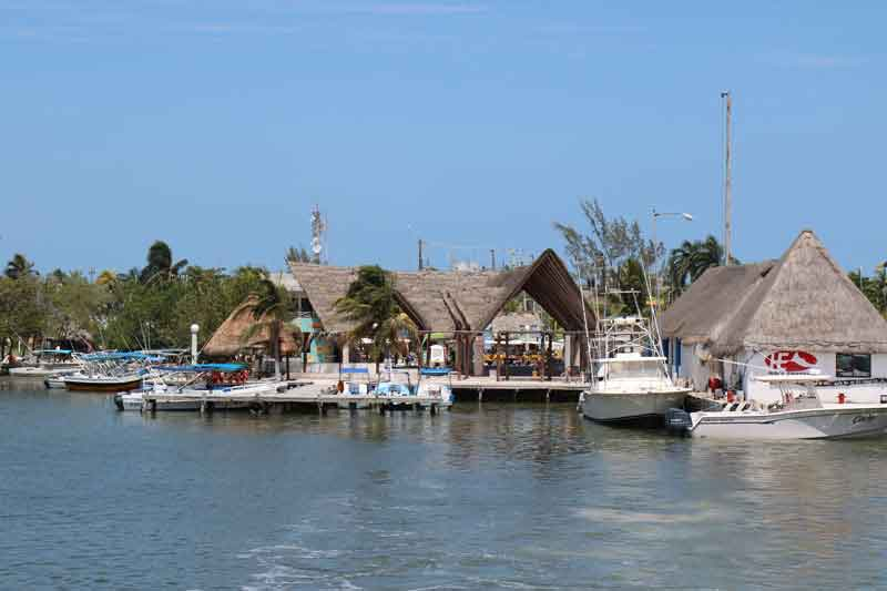 Holbox-Harbour
