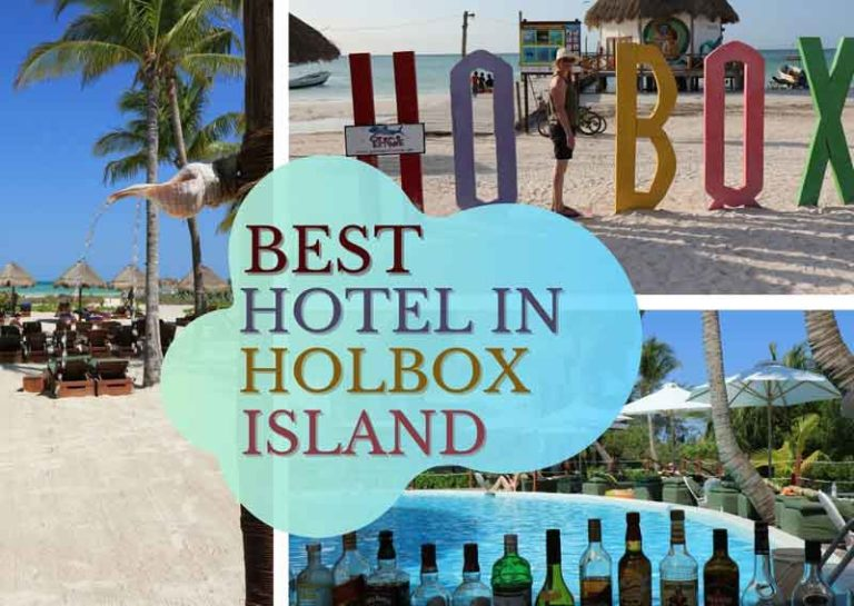 Best Hotel in Holbox Island Mexico